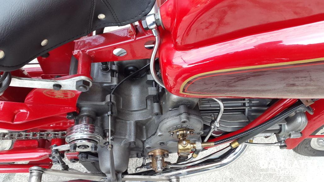 Moto Guzzi Dondolino Garlattimoto Moto D Epoca Verona